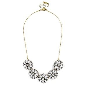BaubleBar Crystal 'Cassiopeia' Strand Necklace